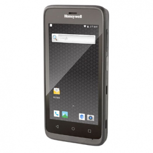 Terminal mobil Honeywell ScanPal EDA51, Android 8 cu GMS,WLAN,802.11 a/b/g/n/ac, N6603 engine, 1.8 GHz 8 core, 2GB/16GB Memorie, 13MP Camera, Bluetooth 4.2, NFC, Baterie 4,000 mAh, USB Incarcator, gri, EU
