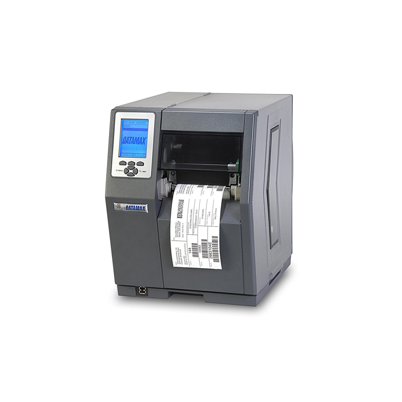 H-4212 - 4inch-203 DPI, 12 IPS, Bi-Directional TT Printer, 220v: GB and EU Plug, 40mm Media Hub