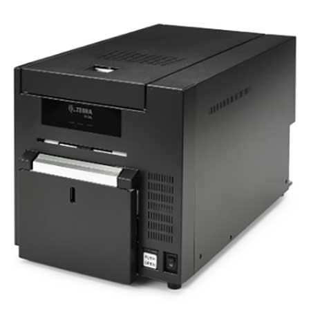 Imprimante Carduri Zebra ZC10L, Thick Card Support, USB 2,0, Windows Driver, Card Studio 2,0 Demo, US, EMEA, LA, APAC