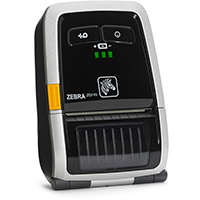 Imprimanta mobila Zebra ZQ110, DT; ESC POS, Bluetooth, English, include alimentator EU