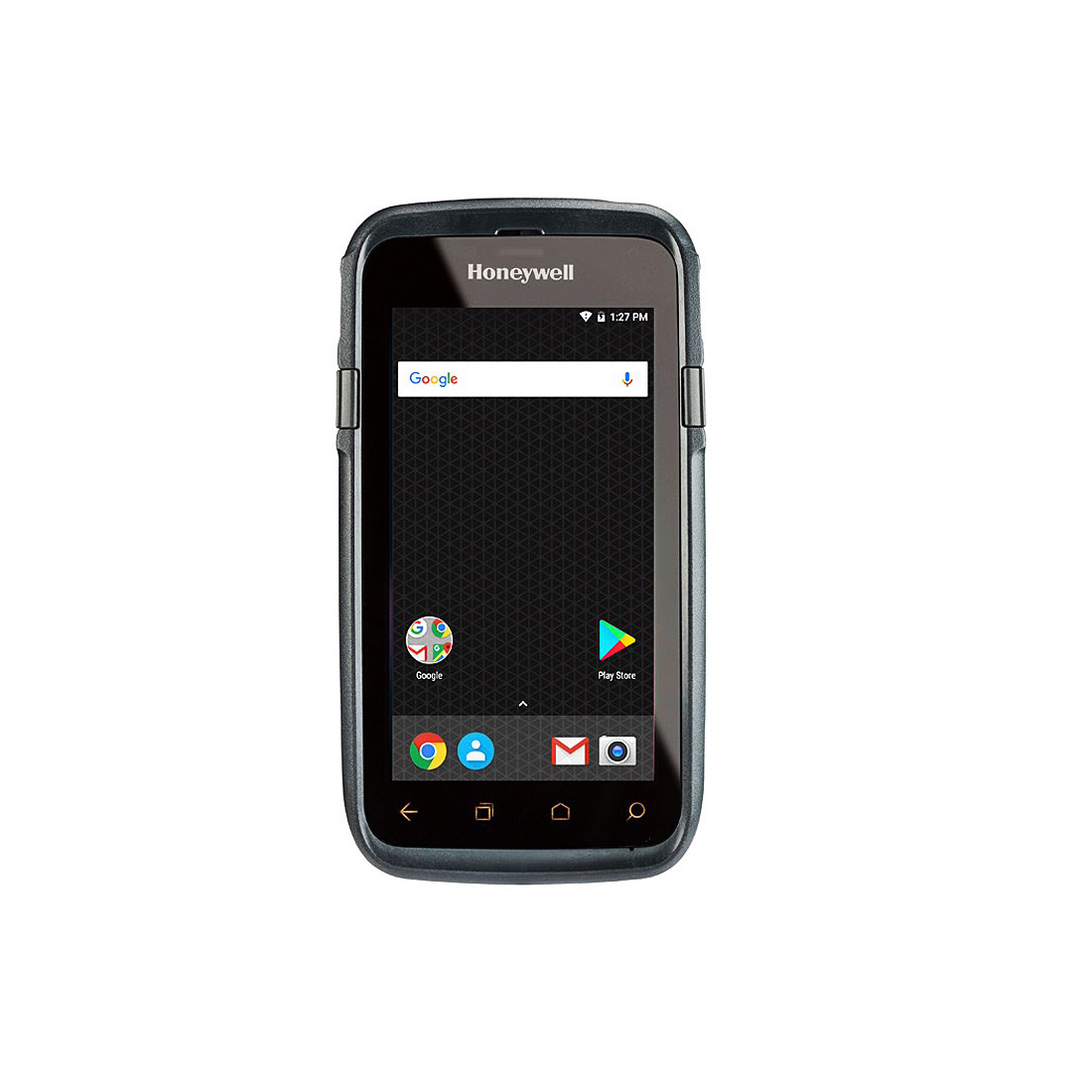 Terminal mobil Honeywell Dolphin CT60, Android 7.1.1, Non-GMS, WLAN, 802.11 a/b/g/n/ac/r/k/mc, 1D/2D Imager SR(N6603), 3GB/32GB memorie, 13MP Camera, BT 5.0, NFC, Baterie 4,040 mAh, ETSI