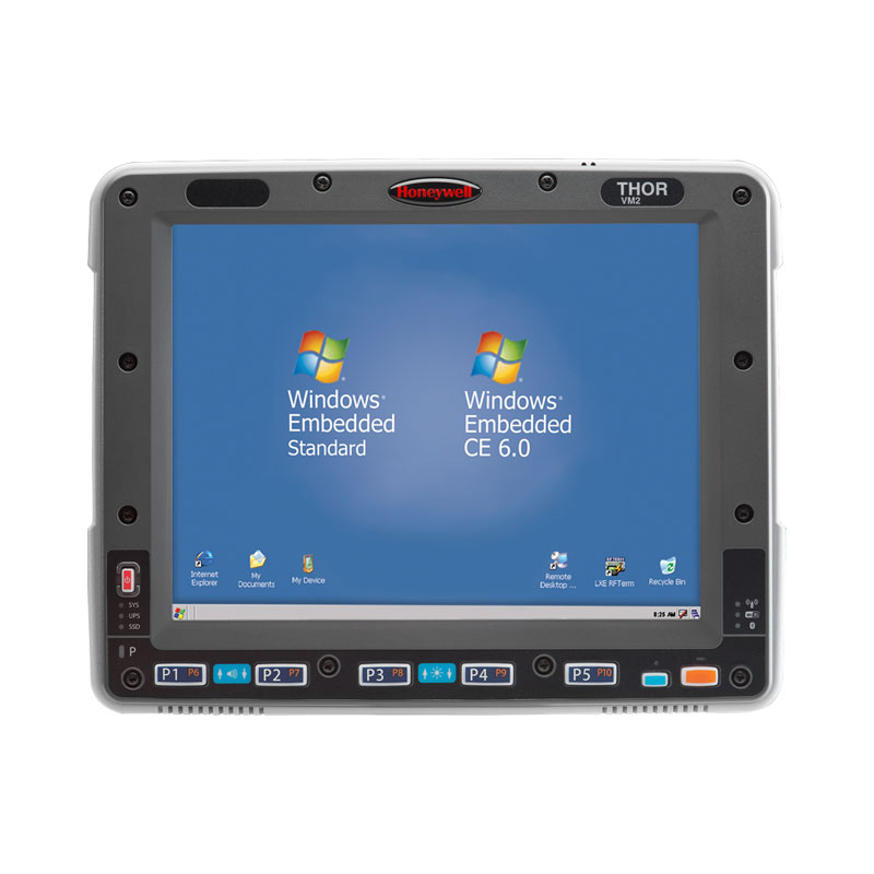 Terminal mobil Intermec Thor VM2, 802.11a/b/g/n / Bluetooth / Int WLAN Antena / 32GB Flash / Tamper Resistant / Windows 7 / ETSI
