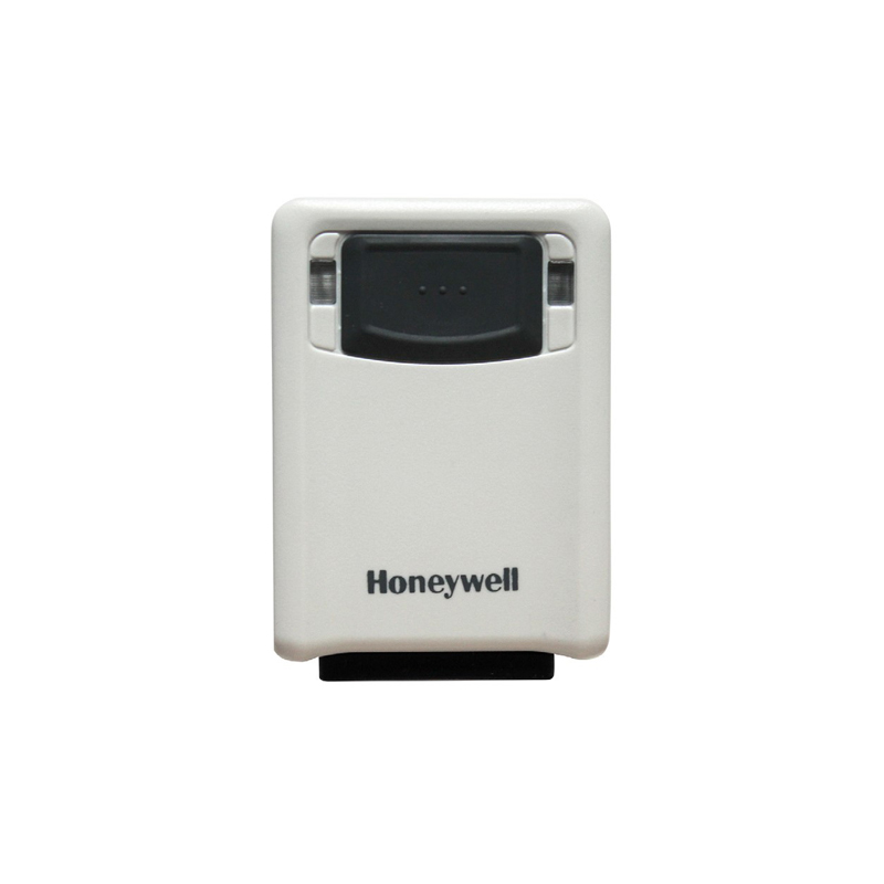 Cititor coduri de bare Honeywell Vuquest 3320g, USB Kit: include cititor coduri de bare Vuquest 3320g (3320g-4), 1D, PDF417, 2D, alb,  2.9m (9.5´), cablu USB Type A, (52-52559-N-3-FR), documentatie.