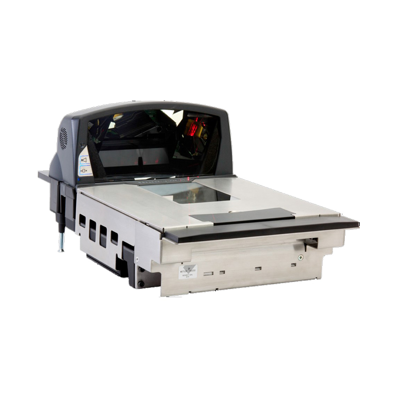 Scanner-only: 399 mm (15.7´), Scale Ready, Sapphire platter (46-01127), RS232/USB/IBM 46xx